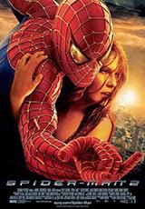 Carátula del DVD Spider-Man 2