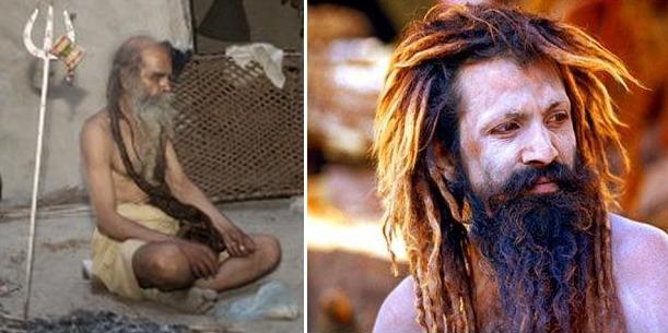Wow Manusia yang Tak Pernah Mandi Selama 37 Tahun Lamanya