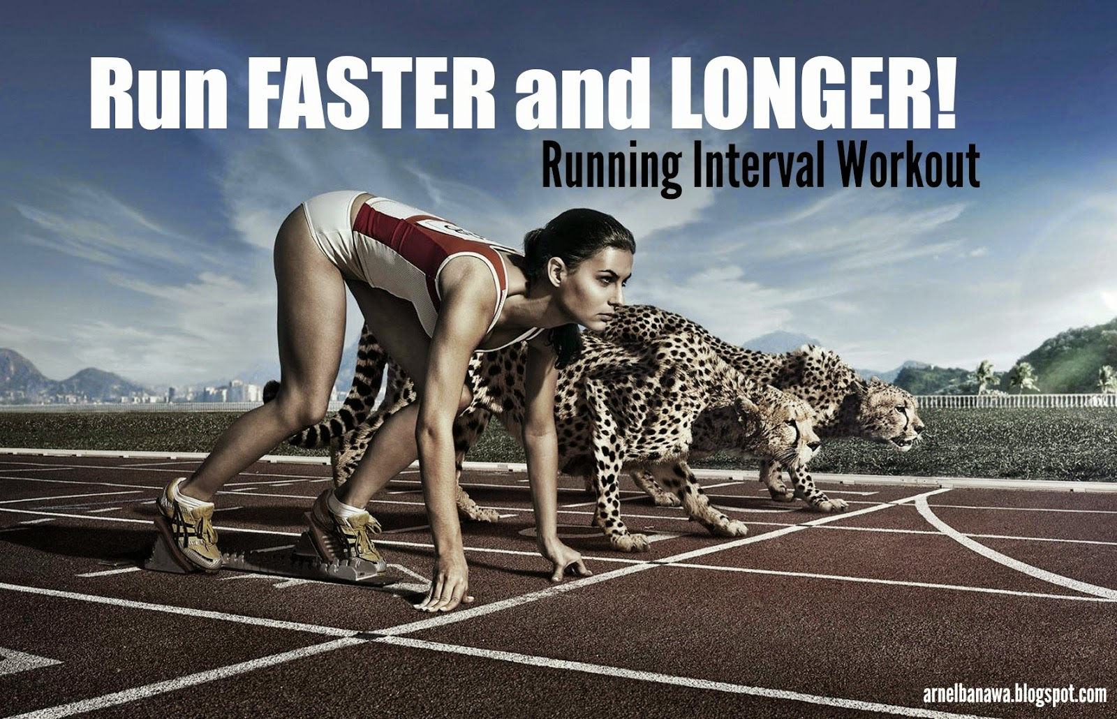 Sprint and Distance Running Interval Workout - Run Faster and Longer - Spartan Training - Track Workout