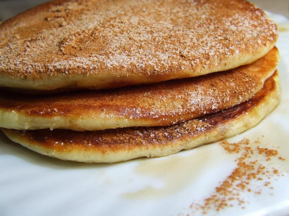 Magda Gessler przepis pancakes