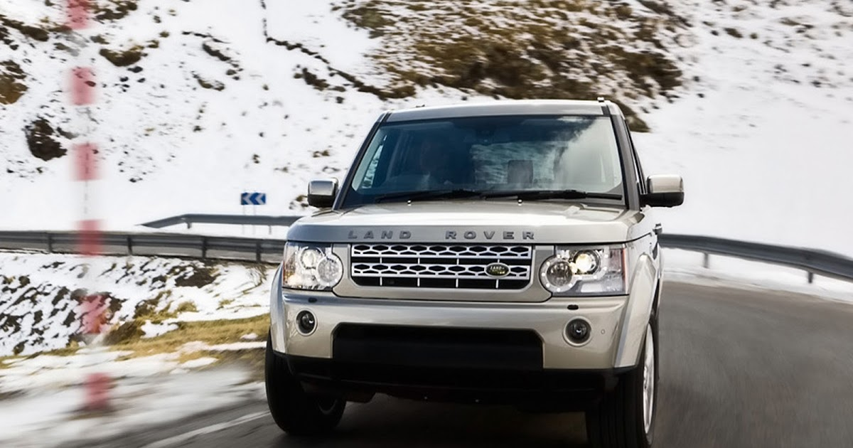 Automotive Database Land Rover Discovery 4lr4