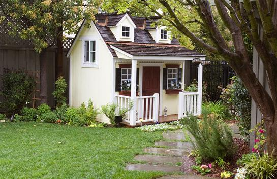 Fotos de Jardin Imágenes de jardines de casas pequeñas