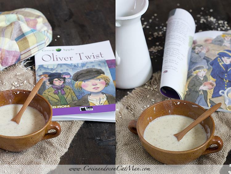 porridge2 Porridge [Oliver Twist]. Receta
