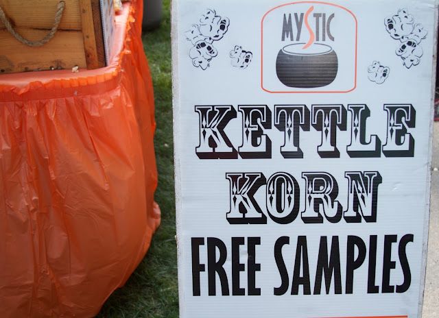 Mystic Kettle Korn. Michigan Farmers Market at the Capitol 2013. Tammy Sue Allen Photography.