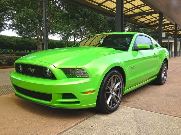 2013 Ford Mustang Sports Car