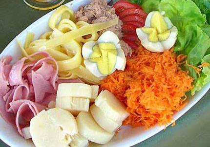 Cocina Fria | Gastronomia