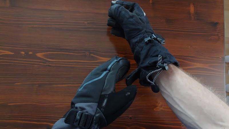 Mountaineering Gloves