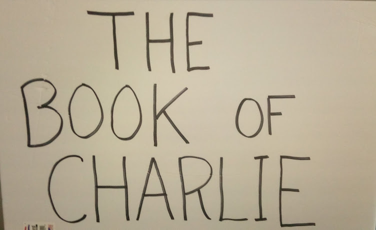 The BOOK of CHARLIE.