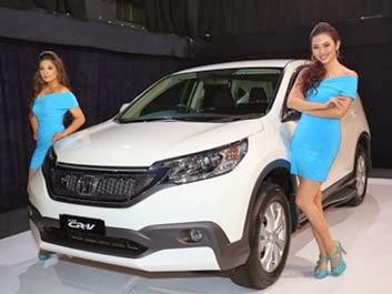 Aksesoris Honda CR-V Bandung