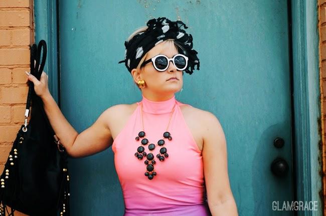 Akron Ohio Fashion - downtown Akron - street style