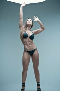 inspiration body build hot girls