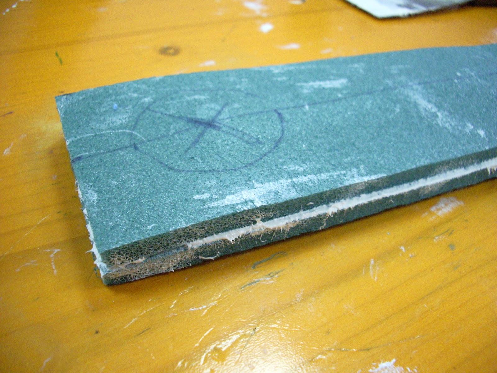 Las forjas de skilfngheim c mo fabricar espadas de for Varillas de fibra de vidrio leroy merlin
