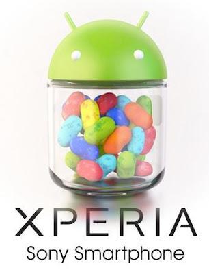 Fechas de actualización a Android 4.1 para Sony