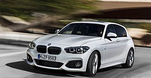 2018 BMW 1 Series Sport Cross