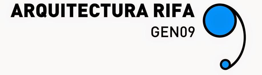 ARQUITECTURA RIFA GEN09