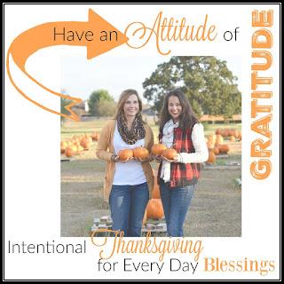 Attitude of Gratitude link-up