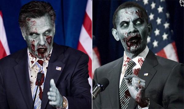 zombie, barrack obama, resident evil, presiden