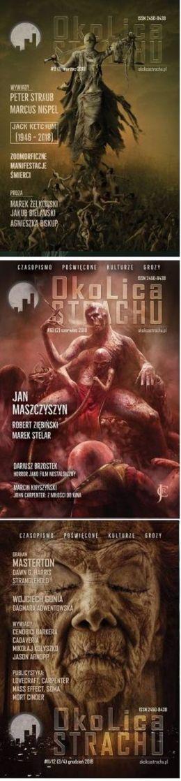 OkoLica Strachu 2018/19