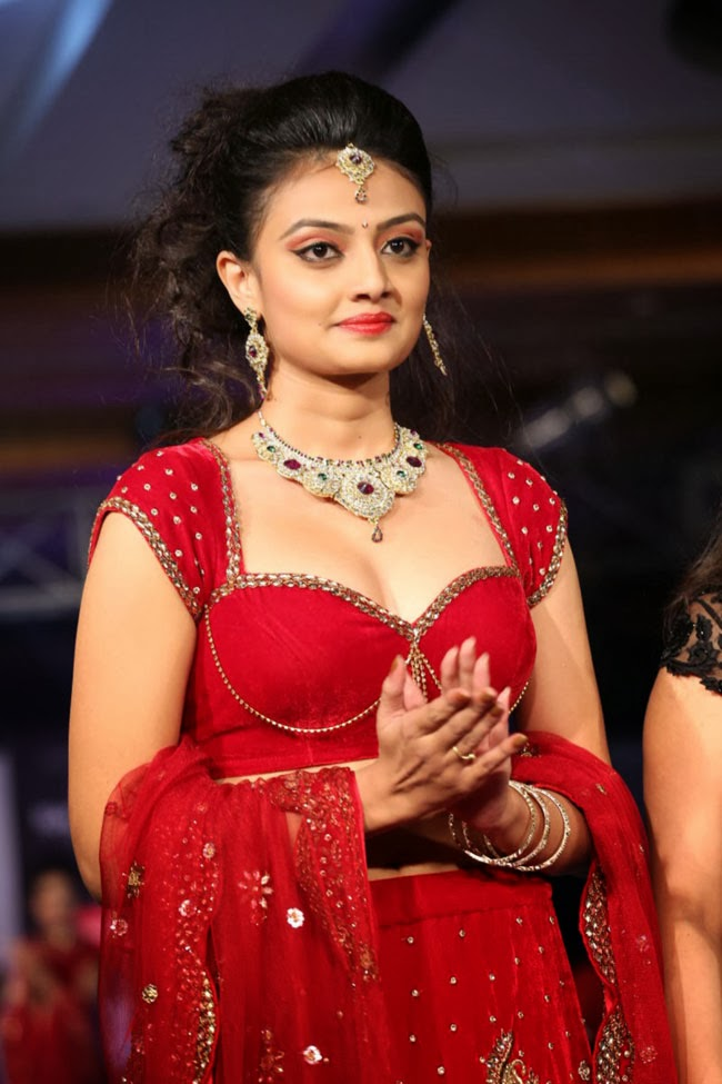 Nikitha Narayan Hot Ga...