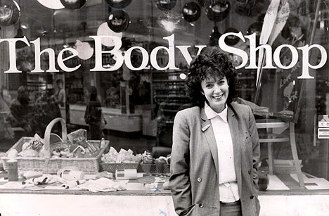 essay on dame anita roddick Dame anita lucia roddick, (23 october 1942 – 10 september 2007) was the founder of the body shop, a british cosmetics company producing and retailing beauty products that shaped ethical consumerism the company was one of the first to prohibit the use of ingredients tested on animals and one of the first to promote fair.