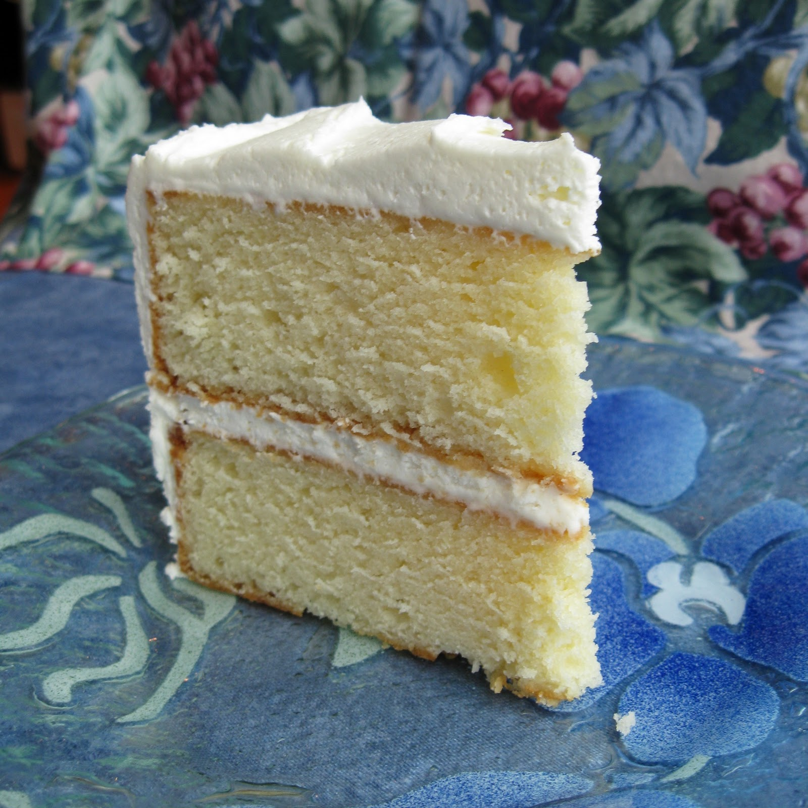 Vanilla cake recipes from a box