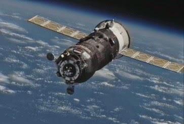 Cargueiro espacial Progress está fora de rota