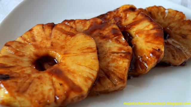 ananas grillowany