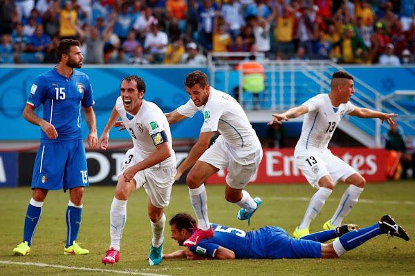 REPETICION SELECCIONES ITALIA VS URUGUAY, Goles, Resultados, Estadisticas, Online