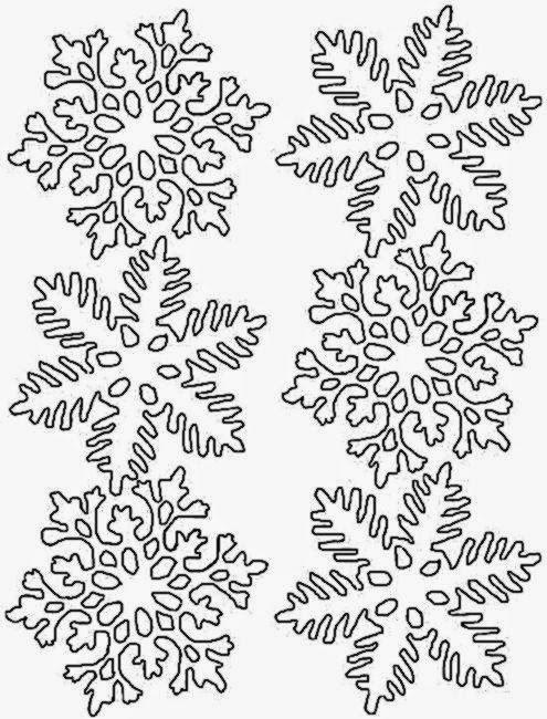 Snowflake coloring sheets free coloring sheet for Snow coloring pages free