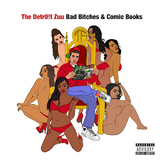 Kid Tef x Bad Bitches & Comic Books