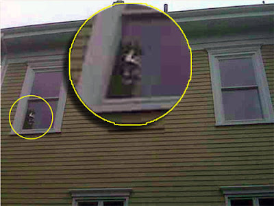 Real Ghost Photo: Kingston Window Ghost