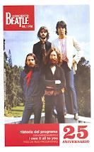Adquiere la Revista Conmemorativa de Concierto Beatle 25 Aniversario