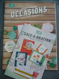 2016 Occasions & Sale-a-bration Catalogue