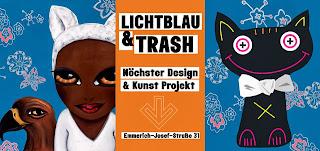 Lichtblau & Trash