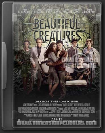 Beautiful Creatures (BRRip HD Español Latino) (2013)