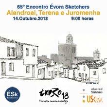 65º Encontro ÉSk | Alandroal, Terena e Juromenha