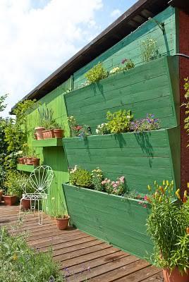 Unique Garden Planters And Displays Earth Wallpaper