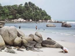 Pantai Trikora Obyek Wisata Pulau Bintan