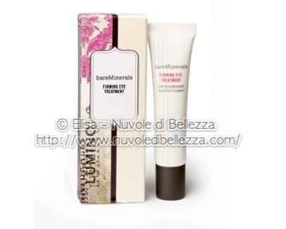 Bare Minerals Skincare in Esclusiva su QVC CS+QVC+BARE+