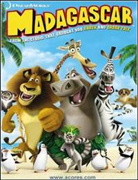 Madagascar Dublado AVI + RMVB