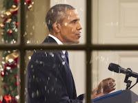 Serukan Kebebasan Beragama, Obama Kunjungi Masjid Baltimore