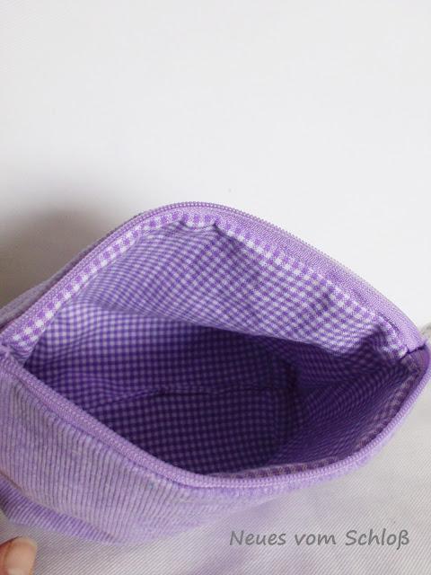 Tüddelkram- Tasche, Neues vom Schloß