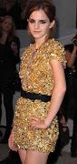 Fashion Emma Watson Style emma watson golden dress