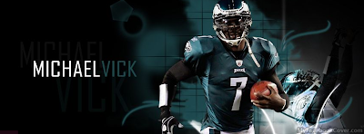 Michael Vick Facebook Covers