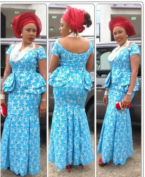 Beautiful Lace Style Dezango Fashion Zone
