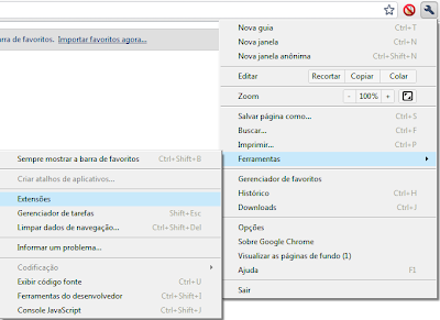 remover propagandas do gmail