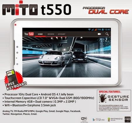 Harga Mito 828 Gsm Cdma Tv - Harga HP Terbaru 2013
