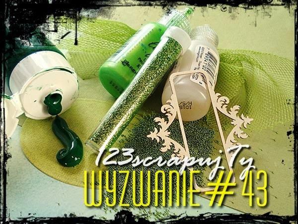 http://123scrapujty.blogspot.com/2014/07/wyzwanie-43-zielono-i-mediowo.html