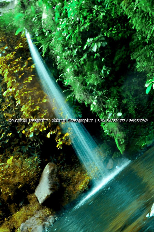 Waterfall || Fotografer : Klikmg3 Photographer ( Fotografer Purwokerto )
