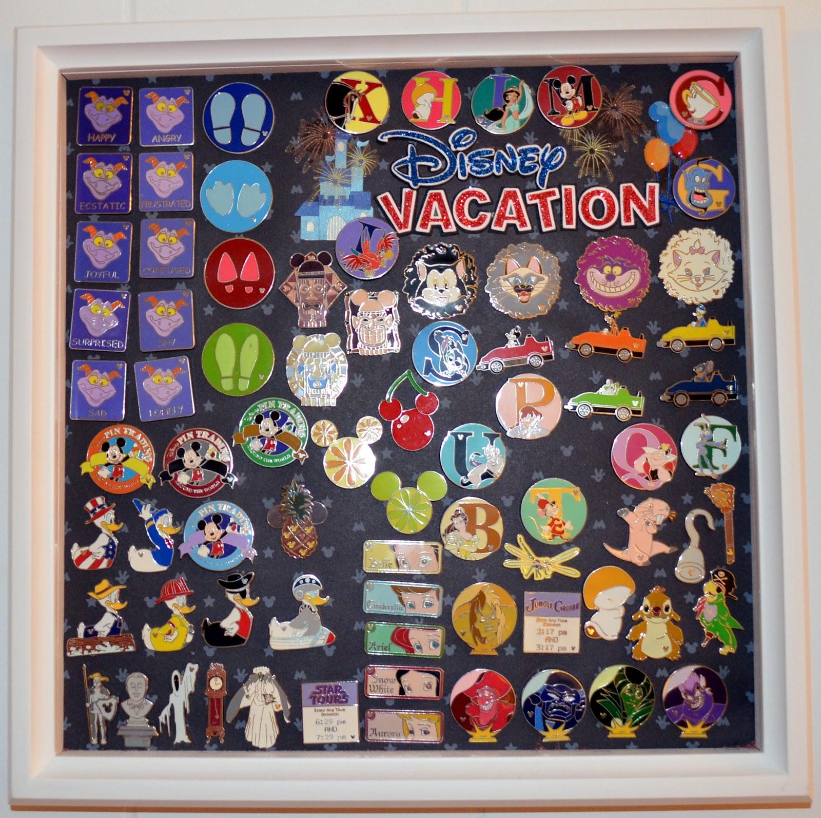 Mouseframes walt disney world disneyland pin trading for K decorations trading